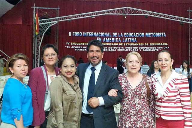 Participa UMAD en foro internacional sobre Educación Metodista en AL
