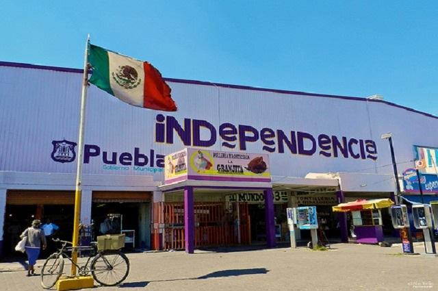 Un detenido por narcomenudeo en el Mercado Independencia