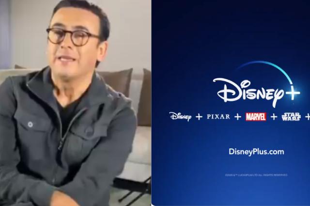 Disney+ incluye a Adal Ramones y Eugenio Derbez como conductores