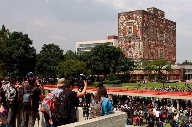 UNAM regresa a clases presenciales gracias al semàforo amarillo