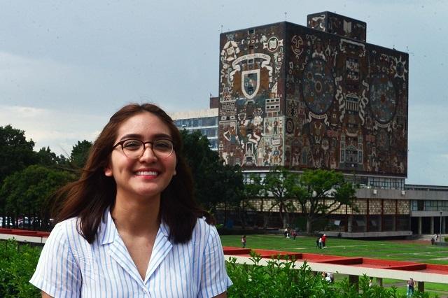 Esto confesó chica de examen perfecto en admisión de UNAM
