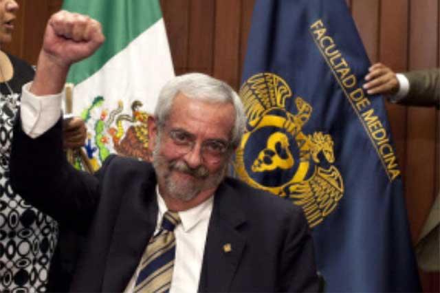 Médicos académicos conservan la hegemonía en la UNAM