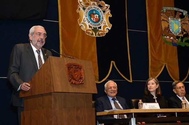 Corrupción en México equivale al 10% del PIB, rector UNAM