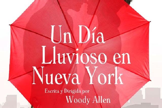Un día lluvioso en Nueva York, una comedia romántica de Woody Allen