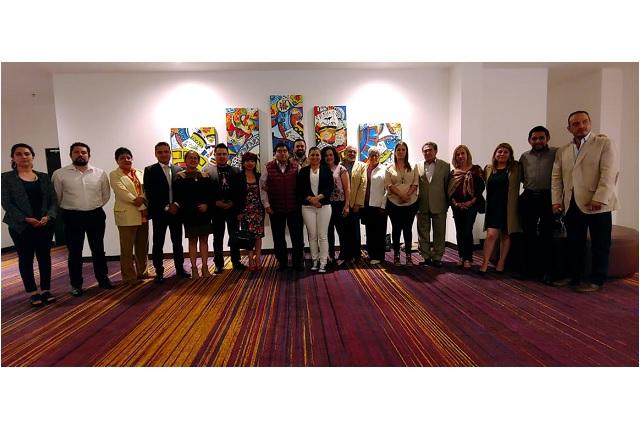 Pactan unidad Luis Miguel Barbosa y Claudia Rivera; participan regidores