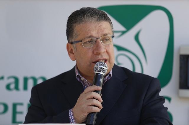 IMSS tira licitación en delegación de Puebla