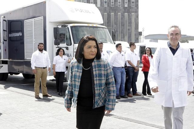 Antes de irse, Congreso cita a la titular de Salud en Puebla