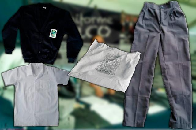 Acusan mala calidad en uniformes escolares entregados en Puebla