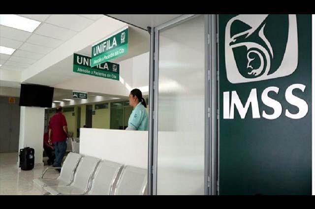 Sí hay equipo para personal de Tehuacán ante coronavirus: IMSS