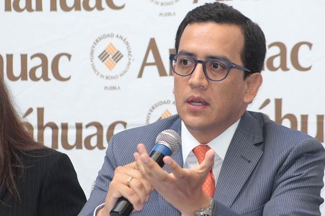 Ve rector voluntad para corregir Ley de Educación en Puebla