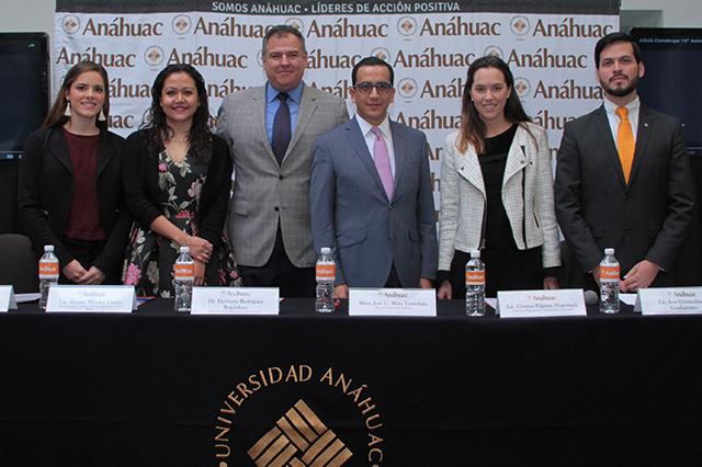 Presenta Universidad Anáhuac plan de reconstrucción en favor de familias