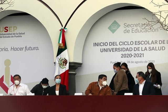 Universidad de la Salud amplía plazo para entregar documentos