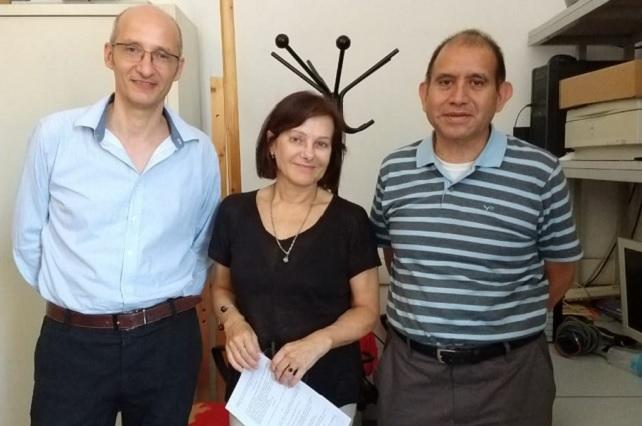 Inaoe y Universidad de Florencia intercambian investigación científica