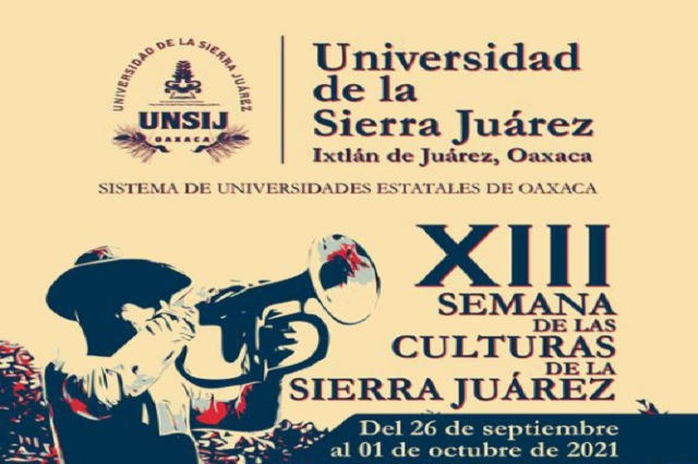 Lanzan semana de las culturas en la Sierra Juárez de Oaxaca