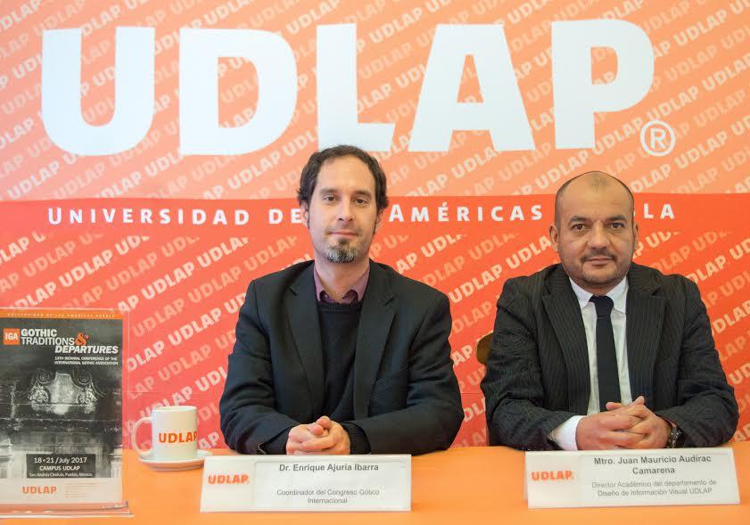 Investigadores internacionales de la cultura gótica se reúnen en UDLAP