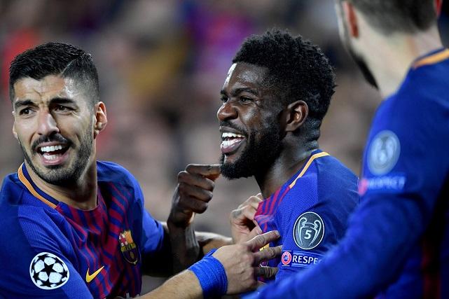 Sin complicaciones, Barcelona se lleva la ida de los cuartos ante la Roma