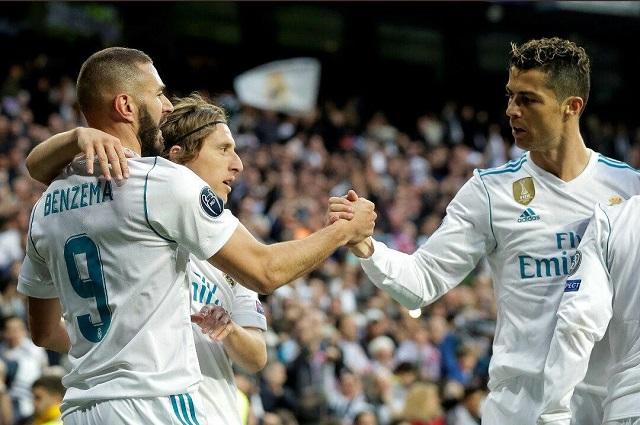 Real Madrid es el primer finalista de la Champions League