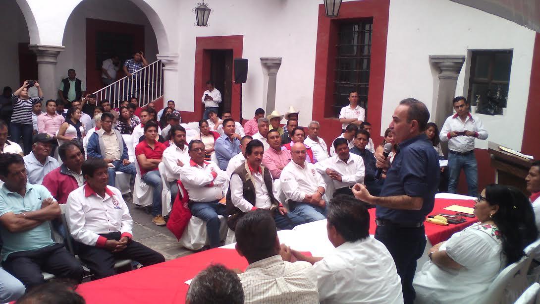 CNC: debe PRI regresar a su origen  y fortalecer compromiso social