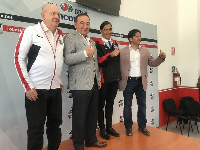 Lapuente y Palencia se dicen  listos para el reto Lobos BUAP
