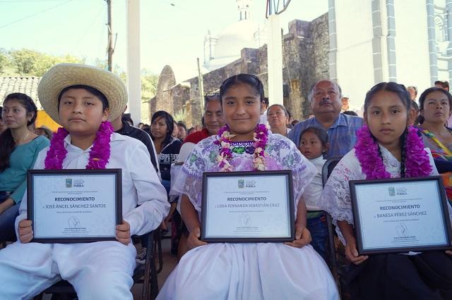 Gobierno de Puebla conmemora el Día Internacional de la Lengua Materna