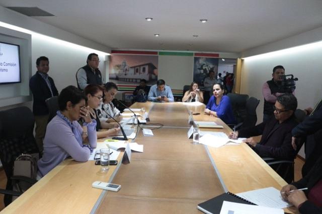 Hacer de Puebla un atractivo, plantean diputados locales