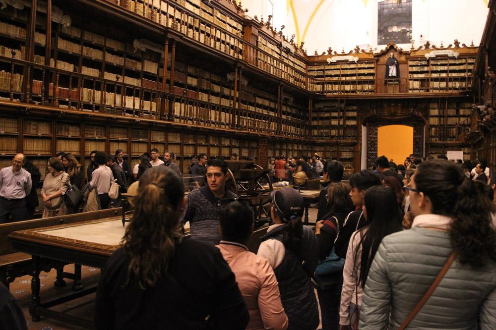 Realizan la primera Noche de Museos Puebla 2019