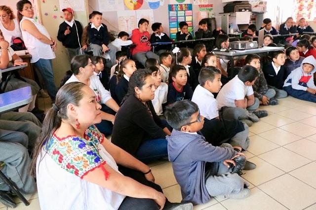 Talleres sobre derechos y justicia indígena, impulsa la SGG