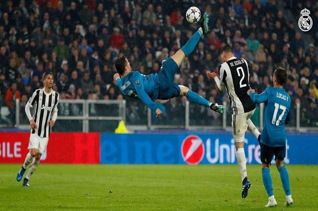 A lo Hugo: Cristiano Ronaldo pone al Real Madrid a un paso de la semifinal de la UCL