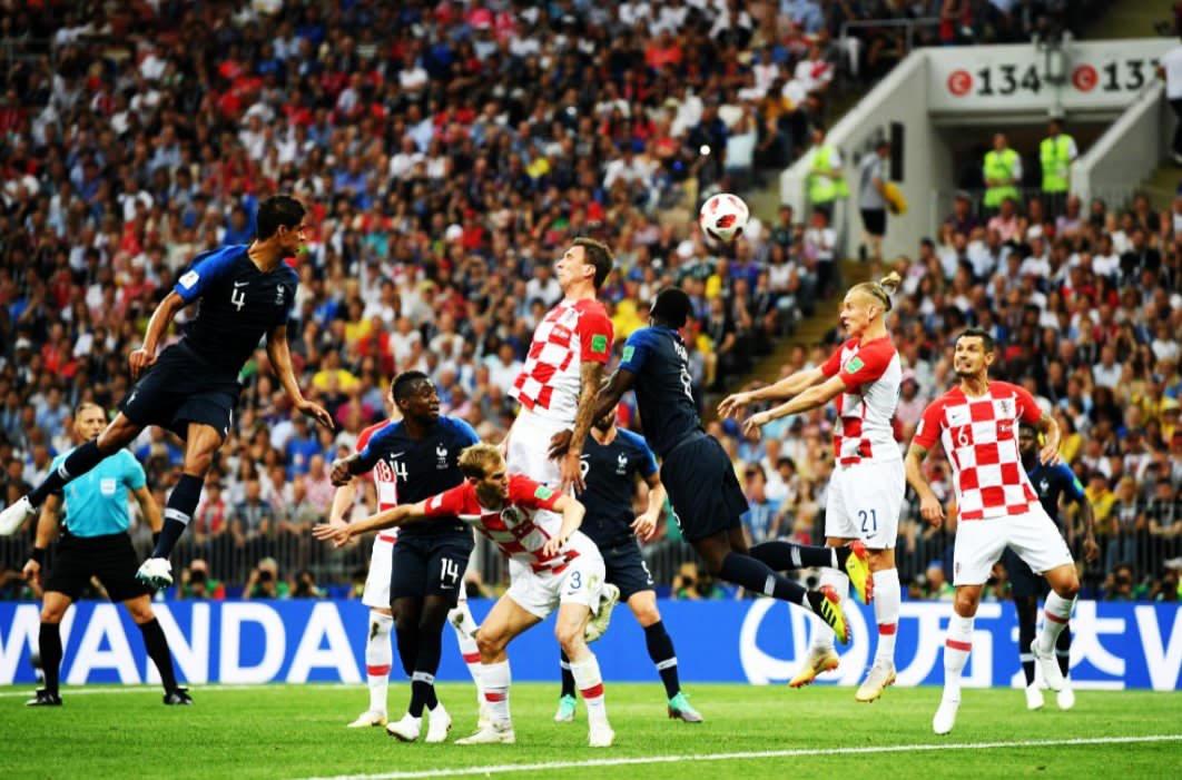 Francia cumple pronósticos y es el campeón de Rusia 2018