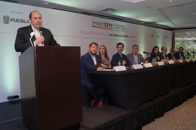 Presentan el Smart City Expo Latam Congress 2019