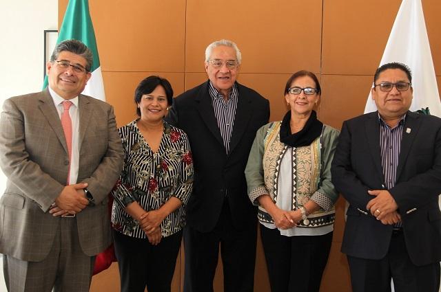 Diputados del PRI ofrecen apoyo a políticas de Pacheco Pulido