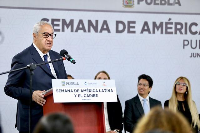 Pacheco Pulido exhorta a defender la identidad nacional
