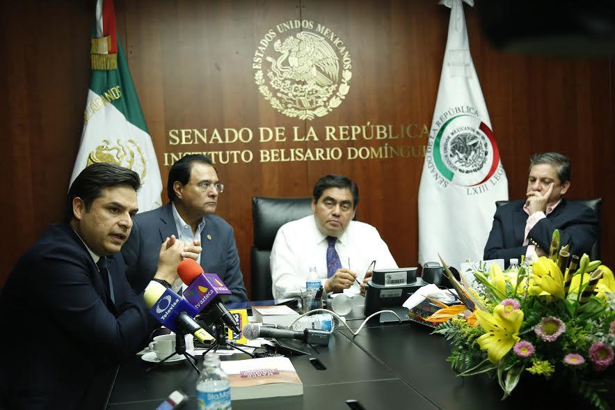 Pedirán senadores del PT-Morena comparecencias por espionaje