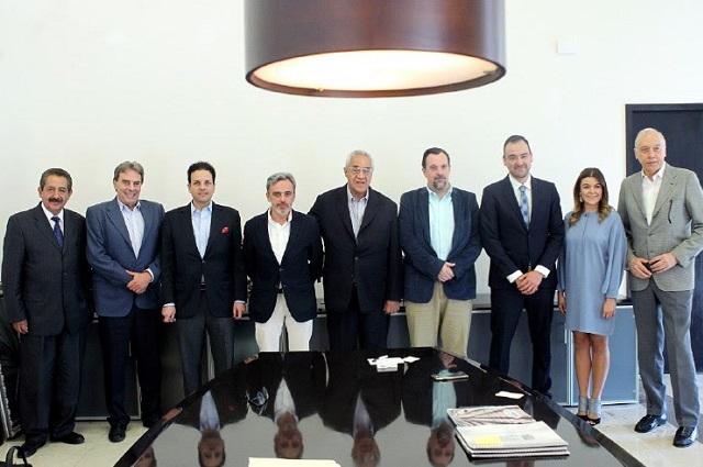 Se reúne Pacheco Pulido con inversionistas españoles