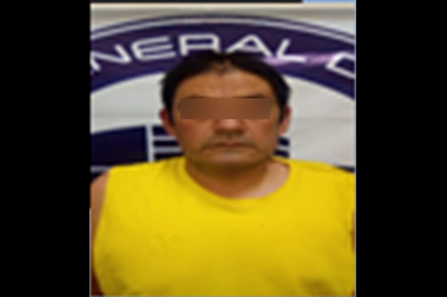 FGE detiene a acusado de agredir sexualmente a su hija