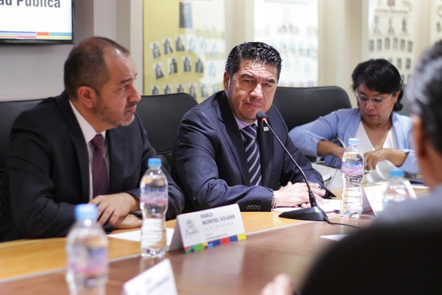 Diputados dan voto de confianza a Manuel Alonso en la SSPTM