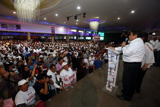 No habrá presión sobre sindicatos ni voto corporativo: Barbosa