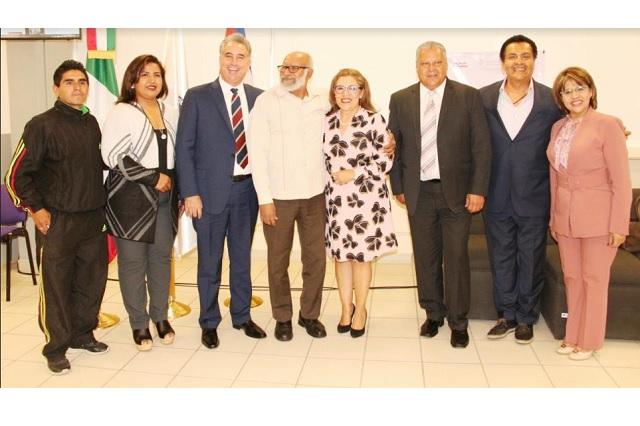 UP Puebla y Consulado de Cuba fortalecen hermandad en el Día Internacional de la mujer