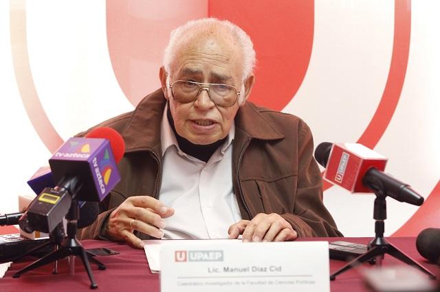 Don Manuel Díaz Cid, un alma libre
