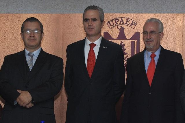 Con estrategia y talento se puede regresar la seguridad a Puebla: Upaep