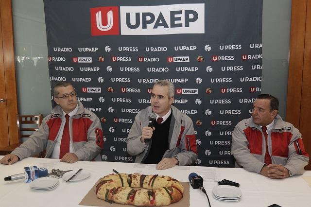 Upaep no levanta la mano de algún aspirante al interinato: rector