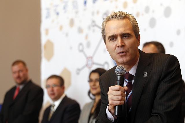 Con sanción a Rivera diputados dan mensaje antidemocrático: Baños