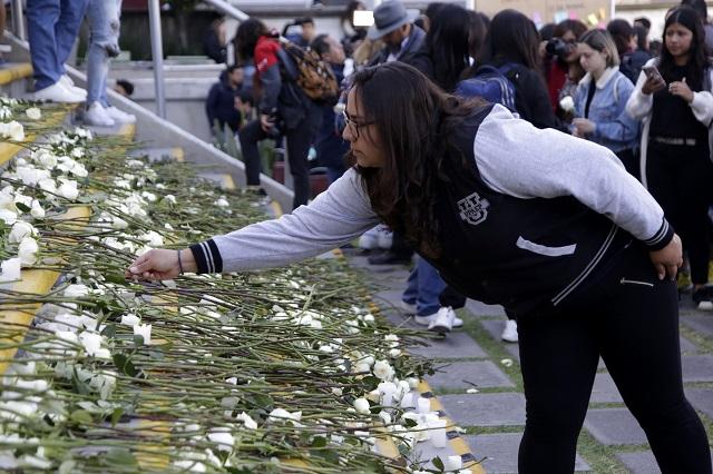Anuncia UNAM marcha por médicos asesinados en Puebla