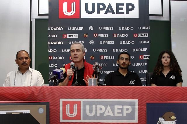 Es un hecho histórico para México y la UPAEP el AztechSat-1: rector