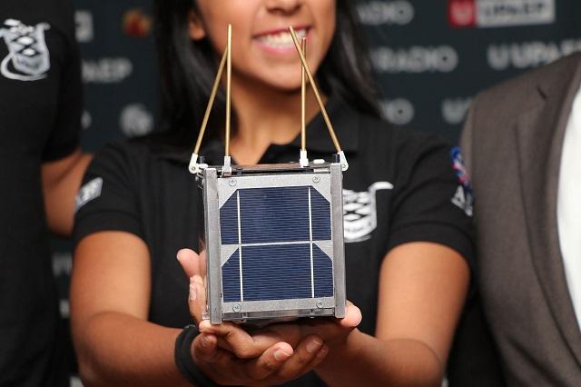 Lanzará ya la NASA nanosatélite diseñado y creado en la UPAEP
