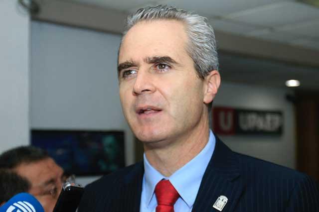 Respalda UPAEP permanencia de Carrancá en la fiscalía