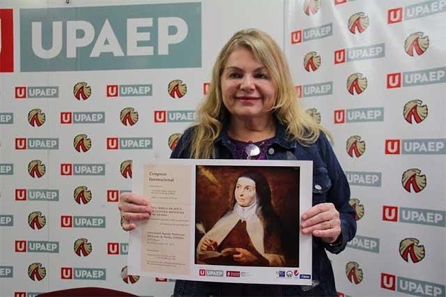 Congreso internacional sobre Santa Teresa de Jesús, en Upaep