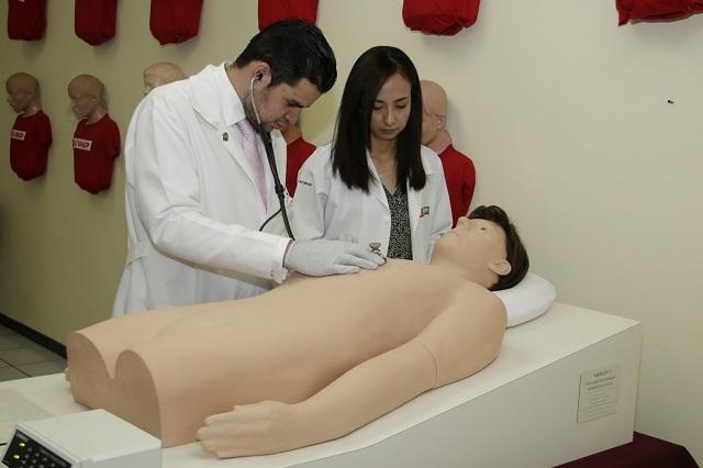 Sacan BUAP y UPAEP a alumnos de hospitales por riesgo de Covid