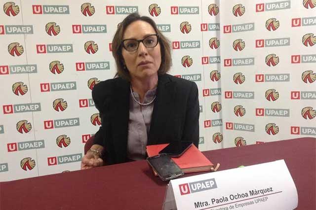Upaep: Cierra 84% de empresas en primeros dos años en Puebla