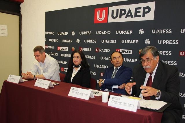 UPAEP anuncia maestría en Liderazgo Social Cristiano
